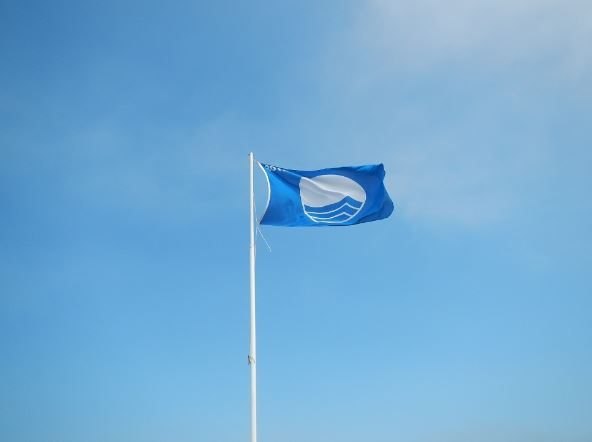 Greystones Blue Flag