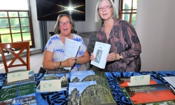 Joan Jones & Rosemary Raughter - Greystones Archaeological & Historical Society