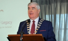 Cllr Tom Fortune - Cathaoirleach of Greystones Municipal District