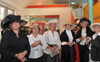 Launch of Bloomsday 2013 