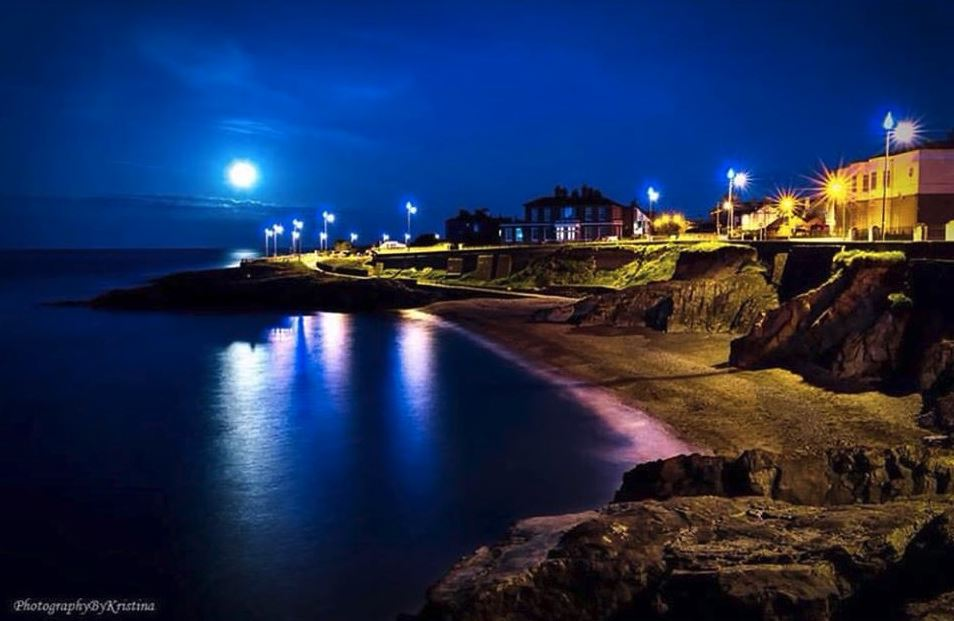 The Cove in Greystones